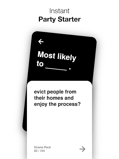 Most Likely To: Drinking Game 1.3.0 screenshots 9