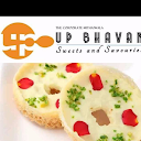 Up Bhavan Sweets, Whitefield, Bangalore logo