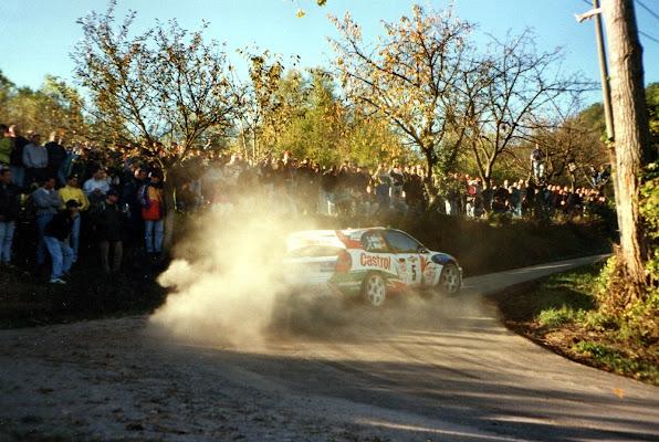 Toyota WRC di Emanuele Reasso