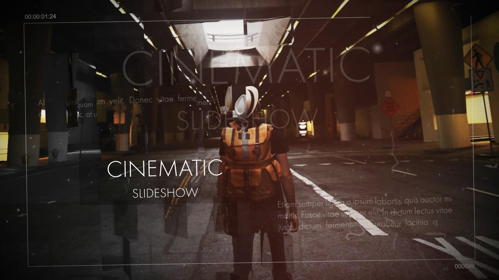 Cinematic Slideshow - 10