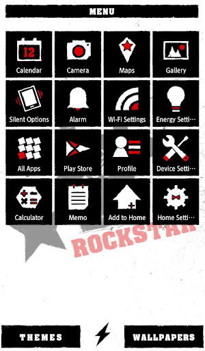 Rock On Wallpaper Theme 1.0.0 Windows u7528 2