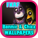 bonnie and chica wallpapers icon