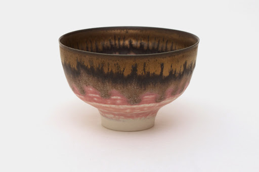 Peter Wills Porcelain Bowl 109