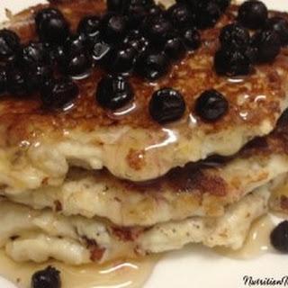 3-Ingredient Weight Loss Pancakes