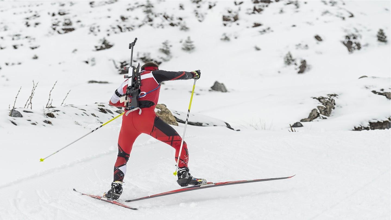 Watch Olympic Biathlon live
