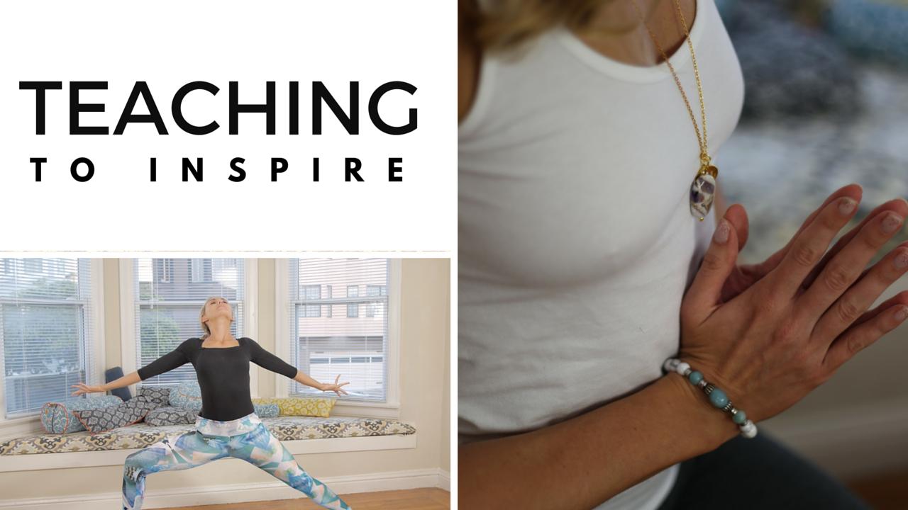 teach to inspire