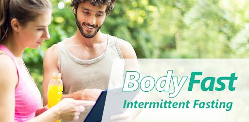 BodyFast, Jeûne intermittent : Traqueur de diète
