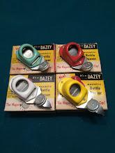 Photo: DAZEY BOTTLE OPENER WHITE,,RED GREEN,,YELLOW