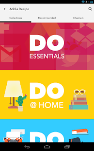 DO Note by IFTTT- screenshot thumbnail