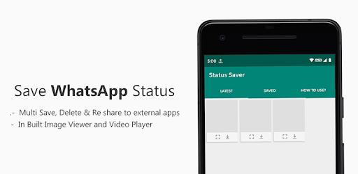 Status Saver Save Whatapp Status Apps En Google Play