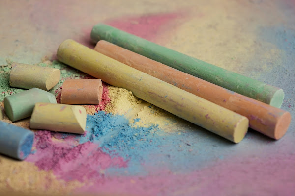 Pastel colors di Barbara Surimi