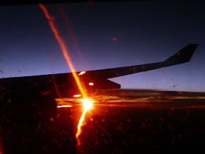 Photo: plus qu' une heure de vol