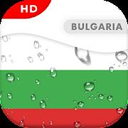 Bulgaria Flag 3D live wallpaper