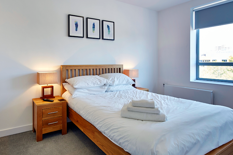 Bedroom at Platform Apartments - Bracknell