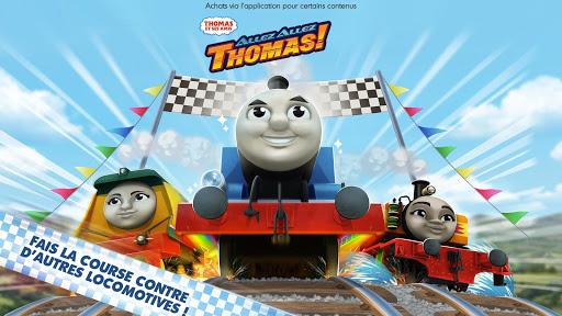 Thomas et ses amis: Allez Allez Thomas!  captures d'u00e9cran 1