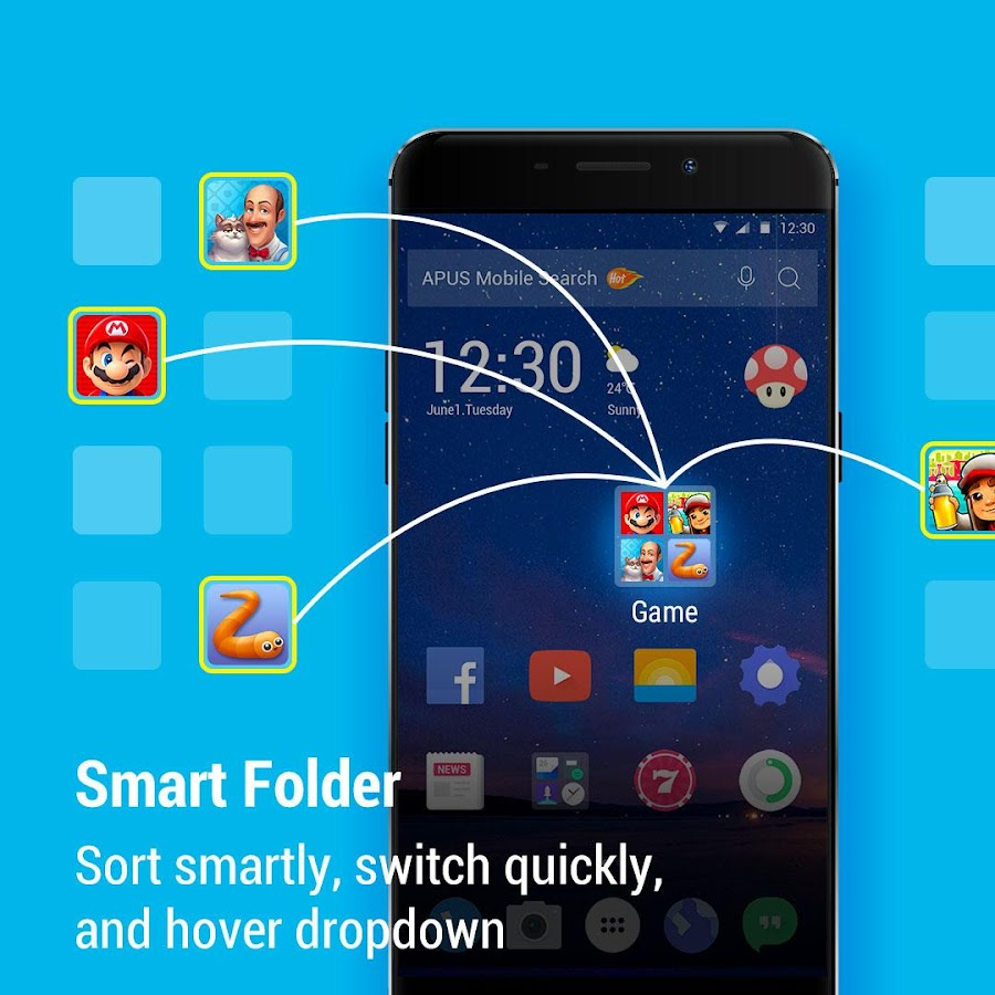 Wallpaper Apps Free: Theme, Wallpaper, Boost, Hide Apps