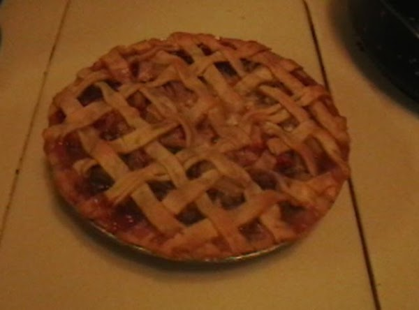 Strawberry-rhubarb Pie Recipe