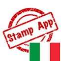 Stamps Italy, Philately icon