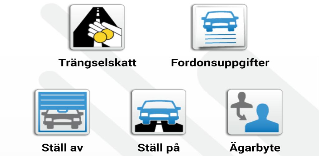 mina fordon app