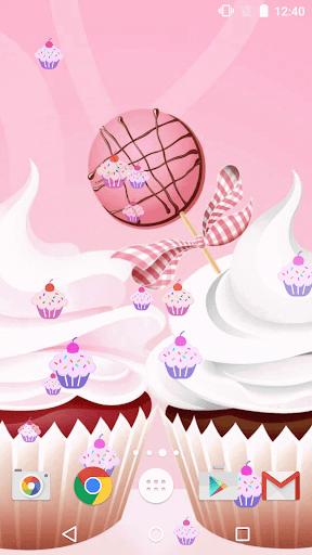 蛋糕 动态壁纸