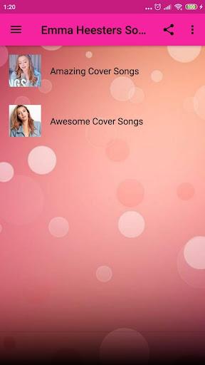 Emma Heesters Songs Cover (Offline) 1.0 screenshots 4