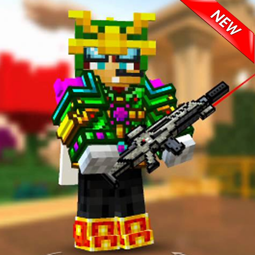 Best Cheat Pixel Gun 3D app (apk) free download for Android/PC/Windows