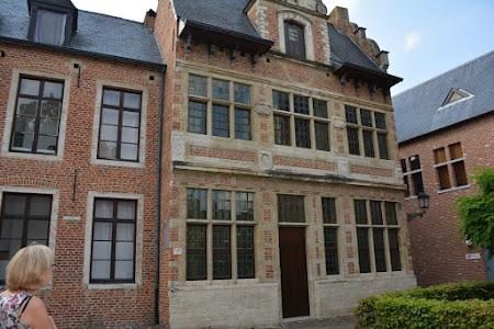 Leuven, onze geboortestad met het mooiste stadhuis van ....
