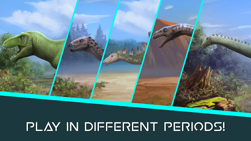 Dinosaur Master: facts, minigames and quiz  screenshots 3
