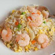 Shrimp & Egg Fried Rice