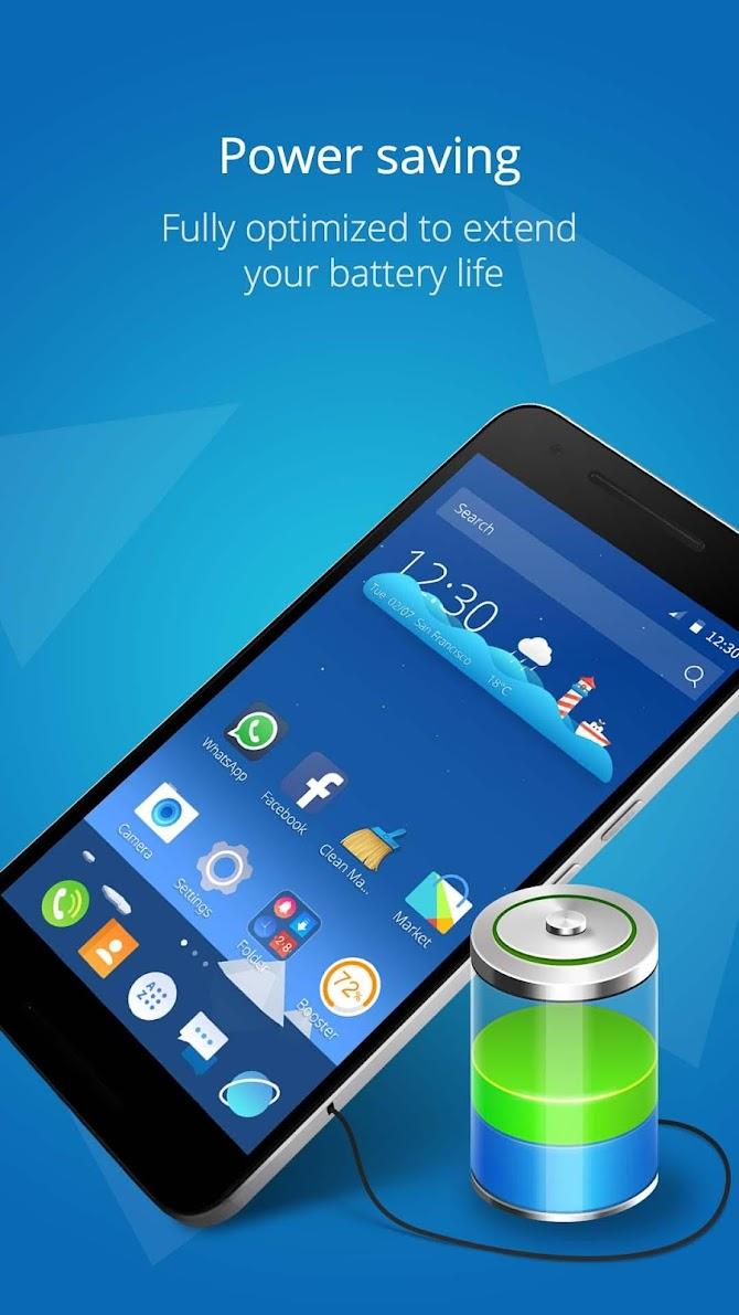 CM Launcher 3D Pro? Android 6
