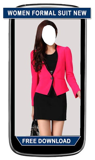 Women Formal Suit New