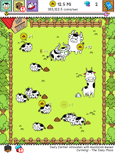 Game Cow Evolution - Crazy Cow Making Clicker Game APK for Windows Phone