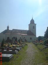 Photo: Kościół w Oleśnicy w Górach Orlickich (ok 1,2km od Kotła)