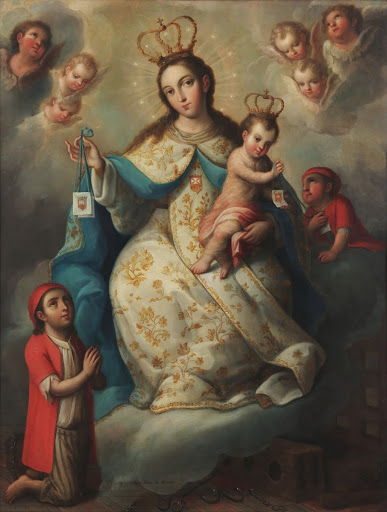 Virgin of Mercyu