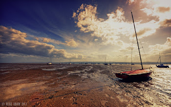 Photo: Simply Waiting  I love being on the beach when the tide is out, being near to boats that have nowhere to go at the mercy of nature and the tides. They remind me that patience is a virtue that I need to learn.