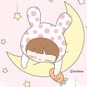 [임샤인] 귀여운 고양이 소녀 샤인의 핑크 드림 카톡테마 (cute pink dream) icon