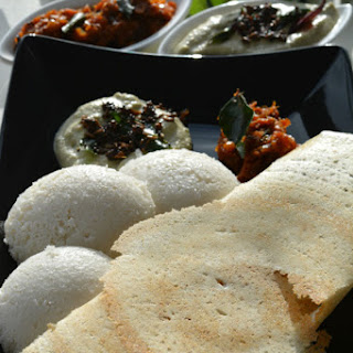 Idli and Dosa Batter.