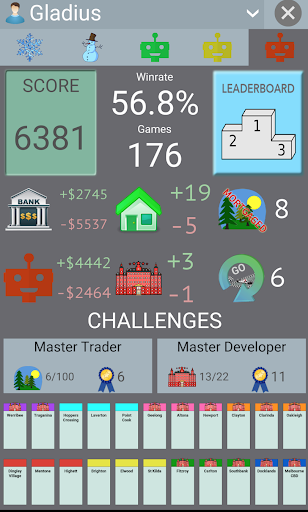 Quadropoly Academy - Data Science for Board Game screenshot 7