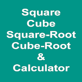 Square, Cube, Square Root, Cube Root & Calculator