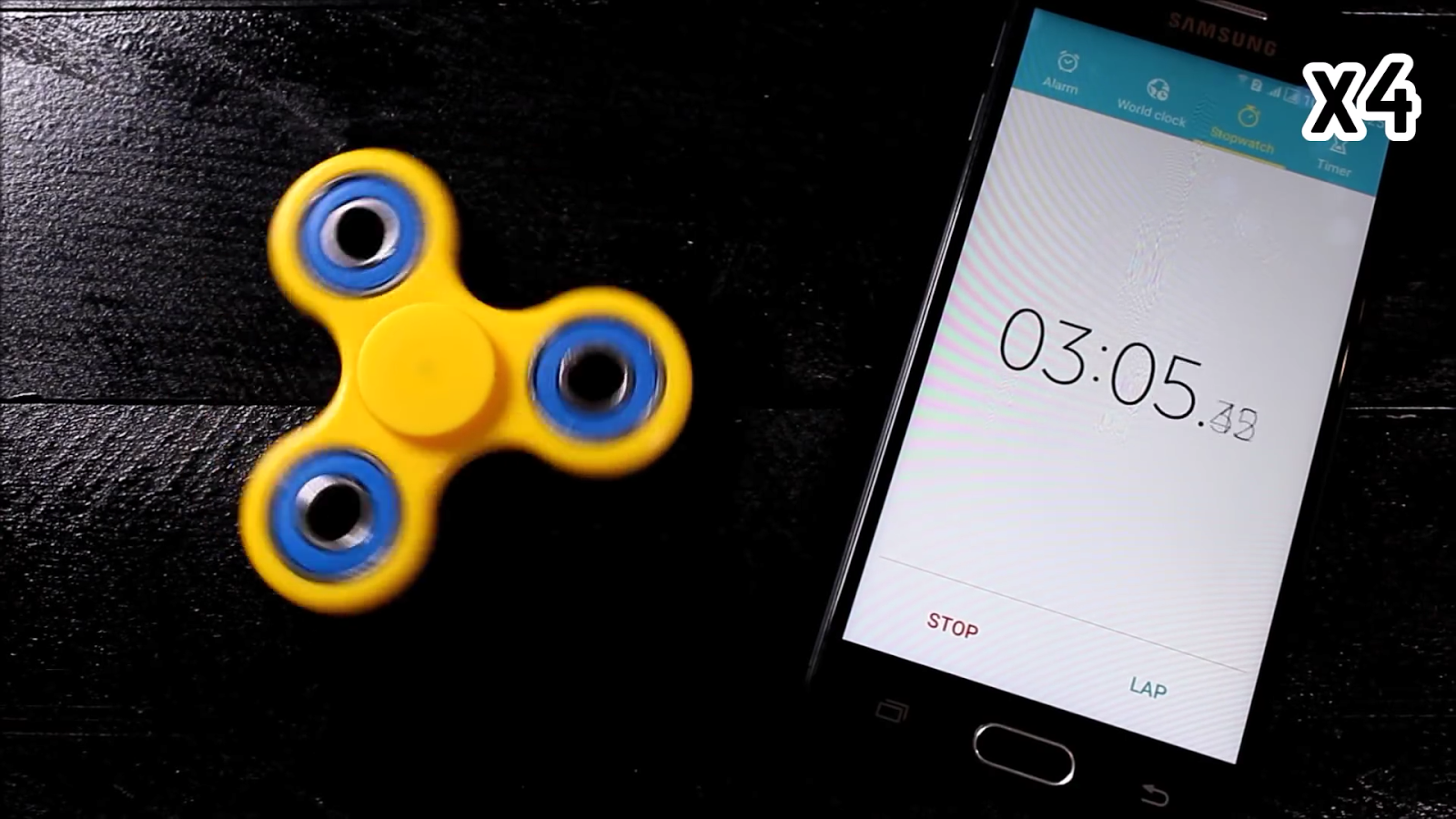 Fidget Spinner Videos- screenshot