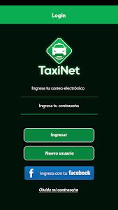 TaxiNet para taxistas screenshot 0