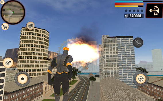 Flame Hero