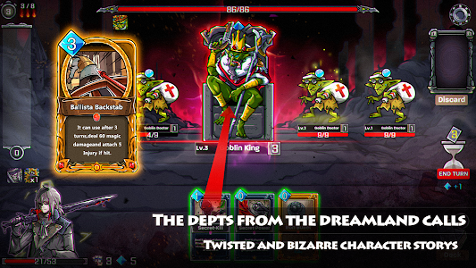 Lophis Roguelike-Card RPG game,Darkest Dungeon 1 3 2 APK for