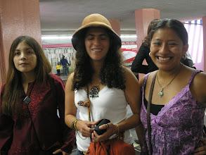 Photo: dia 3.10: ainda no metro