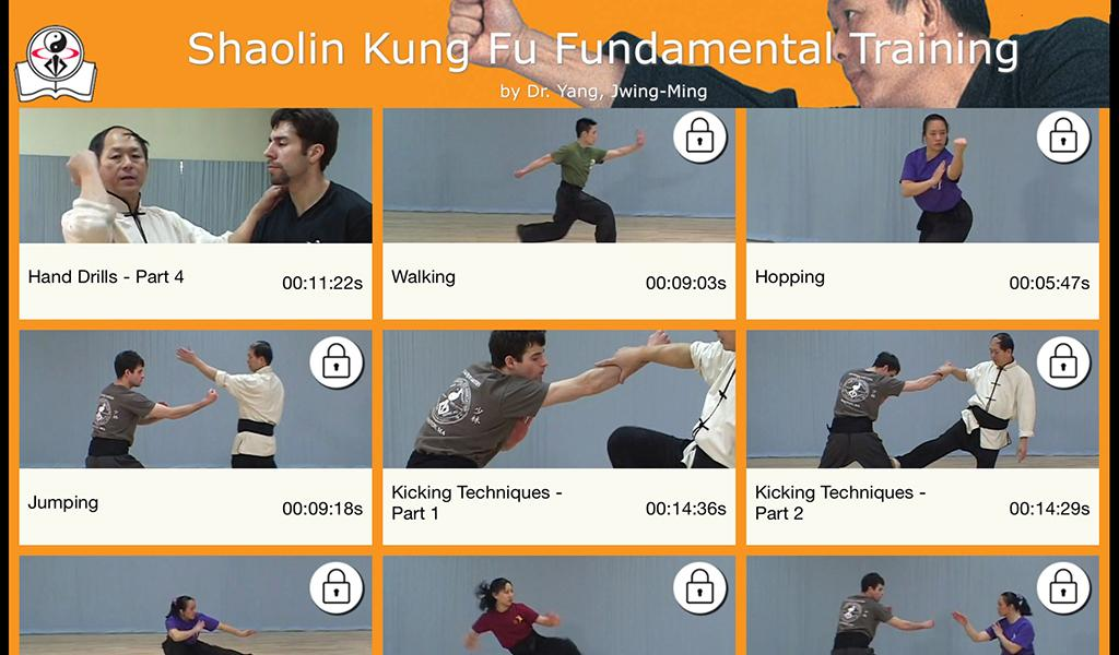 Shaolin kung fu android apps on google play for Kung fu technique de base pdf