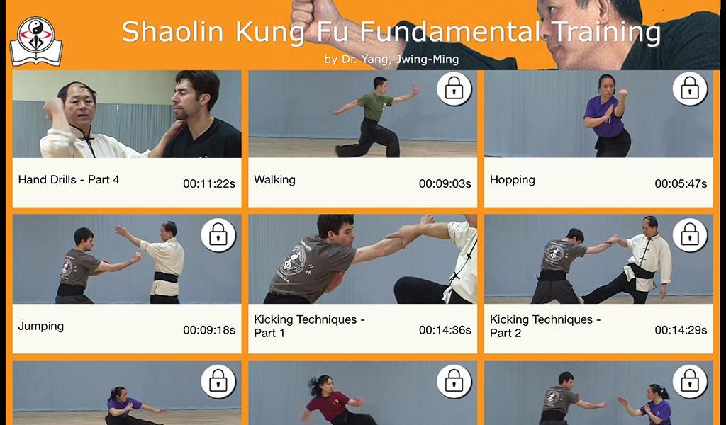 Shaolin Kung Fu Screenshot