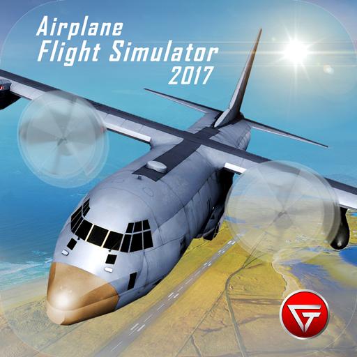 Airplane Pilot Flight Simulator 2017 Pro