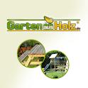 Garten aus Holz icon