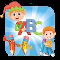 Alphabet Coloring Kids icon