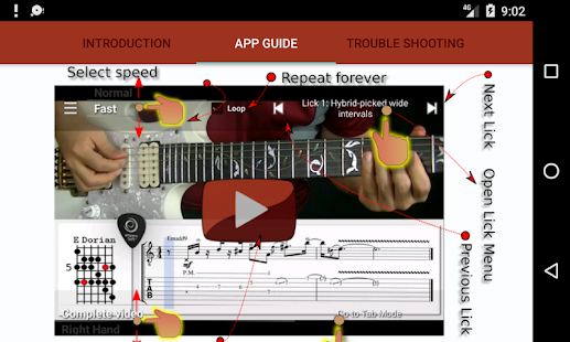 Jazz Rock Guitar- screenshot thumbnail